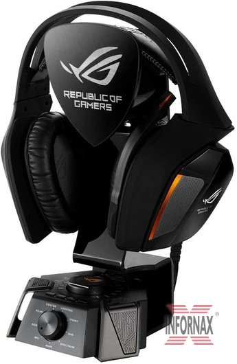 Asus ROG Centurion 7.1 gamer headset Fejhallgató mikrofonnal - Headset add2be579e