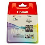 Canon PG-510 + CL-511multipack tintapatron