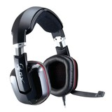 Genius HS-G700V USB gamer headset fekete