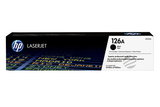 HP 126A, CE310A fekete toner eredeti