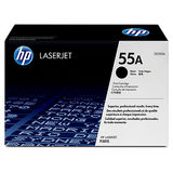 HP 55A, CE255A fekete toner eredeti