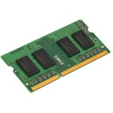 Kingston ValueRAM 2GB DDR3L-1600MHz notebook (SODIMM) memória