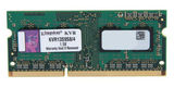 Kingston ValueRAM 4GB DDR3-1333MHz SR x8 notebook (SODIMM) memória