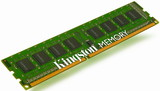Kingston ValueRAM 2GB DDR3-1333MHz PC (DIMM) memória