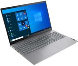 "Lenovo notebook Thinkbook 15 20VE005BHV 15.6"" (1920x1080) Windows 10 Home Szürke"