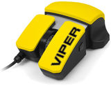 Media-Tech VIPER USB optikai gamer egér 1600 DPI sárga