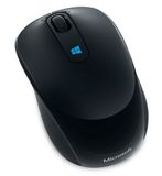 Microsoft Sculpt Mobile Mouse wireless notebook egér 1000 dpi fekete