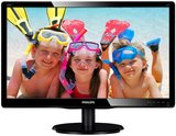 "Philips 19,5"" 1600x900 V sorozat 200V4LAB2 LED monitor"