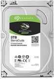 "Seagate Barracuda 3,5"" 3TB SATA3 7200 RPM HDD"