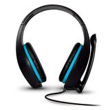 Spirit of Gamer PRO-H5 gamer headset kék-fekete