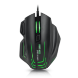 Spirit of Gamer XPERT-M500 8200 DPI USB Optikai gamer egér fekete