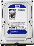 "WD  Blue 3,5"" 500GB SATA3 5400 RPM HDD"
