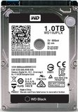 "WD Black 2.5"" 1TB SATA3 7200 RPM HDD"