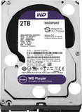 WD Purple 2TB  SATA3 5400RPM HDD