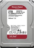 "WD Red 2TB 3,5"" SATA3 HDD"